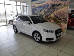 Audi Cape Town A1 Sportback 1.0TFSI S auto