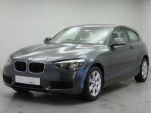 2013 BMW 116i 3-Door automatic