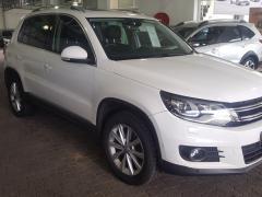 Volkswagen Cape Town Tiguan 2.0TSI 4Motion Sport&Style