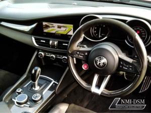 Alfa Romeo Giulia 2.9T V6 Launch Edition QV - Image 9