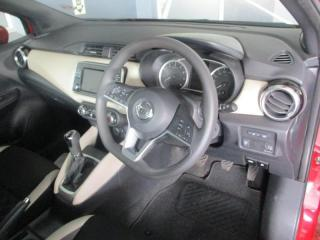 Nissan Micra 900T Acenta