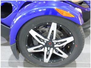 Bombardier Can Am Spyder Roadster Auto - Image 3