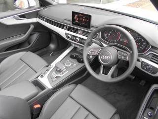 Audi A5 2.0T FSi Cabriolet Sport Stronic