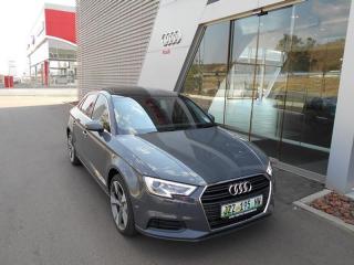 Audi A3 2.0T FSI Stronic