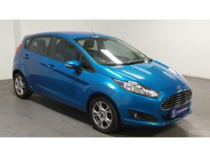 2015 Ford Fiesta 5-door 1.6TDCi Trend