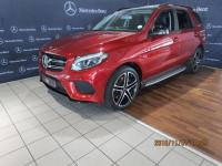 Mercedes-Benz GLE AMG 43 4MATIC