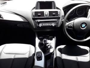 BMW 1 Series 116i 5-door - Image 8