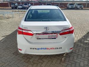 Toyota Corolla 1.8 Exclusive auto - Image 11