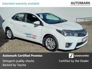 Toyota Corolla 1.8 Exclusive auto - Image 1
