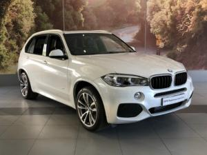 2018 BMW X5 xDRIVE30d M-SPORT automatic