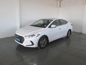 Hyundai Elantra 1.6 Executive automatic - Image 1