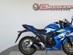 Suzuki GSX 150F - Image 7