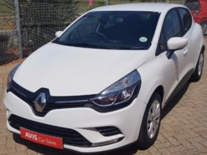 2018 Renault Clio IV 900T Authentique 5-Door