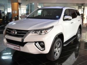 2018 Toyota Fortuner 2.4GD-6 Raised Body automatic