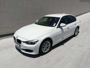 2014 BMW 316i automatic