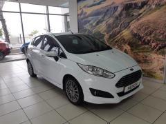 Ford Cape Town Fiesta 5-door 1.0T Titanium auto