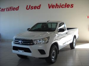 Toyota Hilux 2.4GD-6 4x4 SRX - Image 1