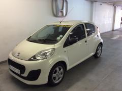 Peugeot Cape Town 107 1.0 Urban