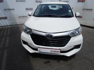 Toyota Avanza 1.3 SX - Image 19