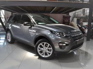 Land Rover Discovery Sport HSE SD4 - Image 1