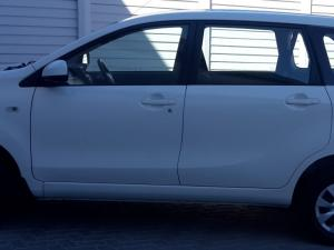 Toyota Avanza 1.5 SX automatic - Image 2