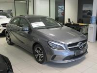 Mercedes-Benz A 200d Style automatic