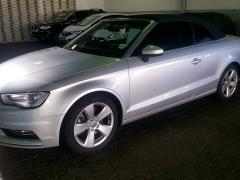 Audi Cape Town A3 cabriolet 1.8TFSI SE