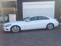 Mercedes-Benz C220d automatic