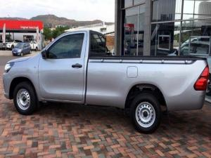 Toyota Hilux 2.4 GDP/U Single Cab - Image 6