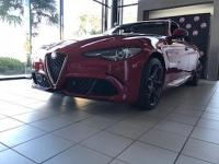 Alfa Romeo Giulia 2.9T V6 Launch Edition QV