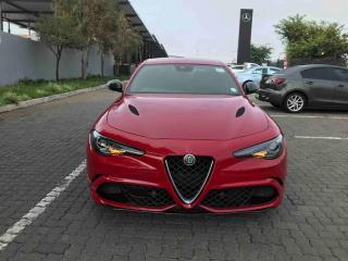 Alfa Romeo Giulia 2.9T V6 Launch Edition QV