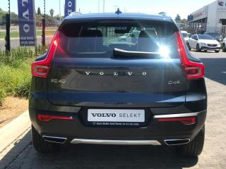 Volvo XC40 D4 Inscription AWD Geartronic