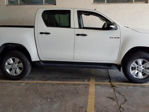 Toyota Hilux 2.4GD-6 double cab 4x4 SRX - Image 4