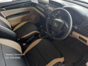 Honda Amaze Amaze 1.2 Comfort - Image 4