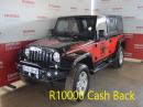 Thumbnail Jeep Wrangler Unltd Sahara 3.6L V6 automatic