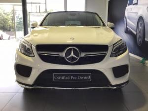 Mercedes-Benz GLE GLE350d coupe - Image 11