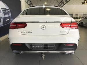 Mercedes-Benz GLE GLE350d coupe - Image 5