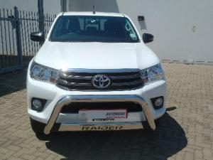 Toyota Hilux 2.4GD-6 double cab 4x4 SRX - Image 2