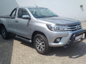 Toyota Hilux 2.8GD-6 4x4 Raider auto - Image 1