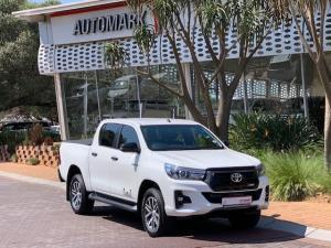 2018 Toyota Hilux 2.8GD-6 double cab 4x4 Raider auto