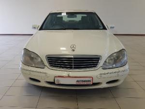 Mercedes-Benz S 320CDi - Image 18