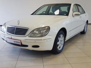 Mercedes-Benz S 320CDi - Image 1