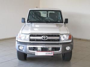 Toyota Land Cruiser 76 Land Cruiser 76 4.2D station wagon - Image 2