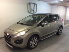 Peugeot Cape Town 3008 2.0HDi Executive automatic