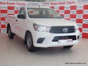 Toyota Hilux 2.0 - Image 1