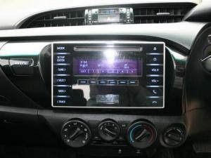 Toyota Hilux 2.4 GD-6 SRX 4X4 automaticD/C - Image 16