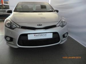 Kia Cerato Koup 1.6T GDi - Image 3