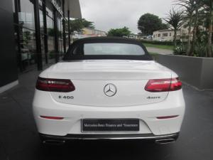 Mercedes-Benz E 400 Cabriolet 4MATIC - Image 5