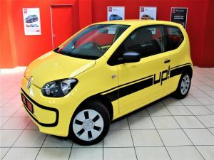 2015 Volkswagen Take UP! 1.0 3-Door