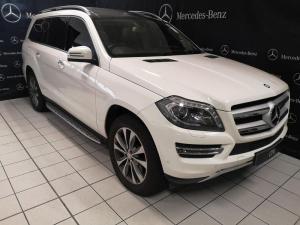 2016 Mercedes-Benz GL 500 BE